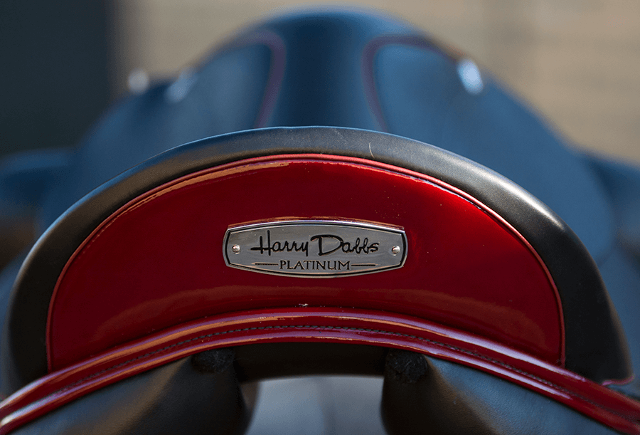 About the Harry Dabbs saddles - Harry Dabbs